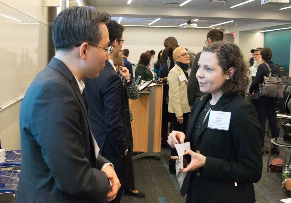 Sam Cho, Aldentyfy & Kristin Eckert, 	Bavarian U.S. Offices for Economic Development
