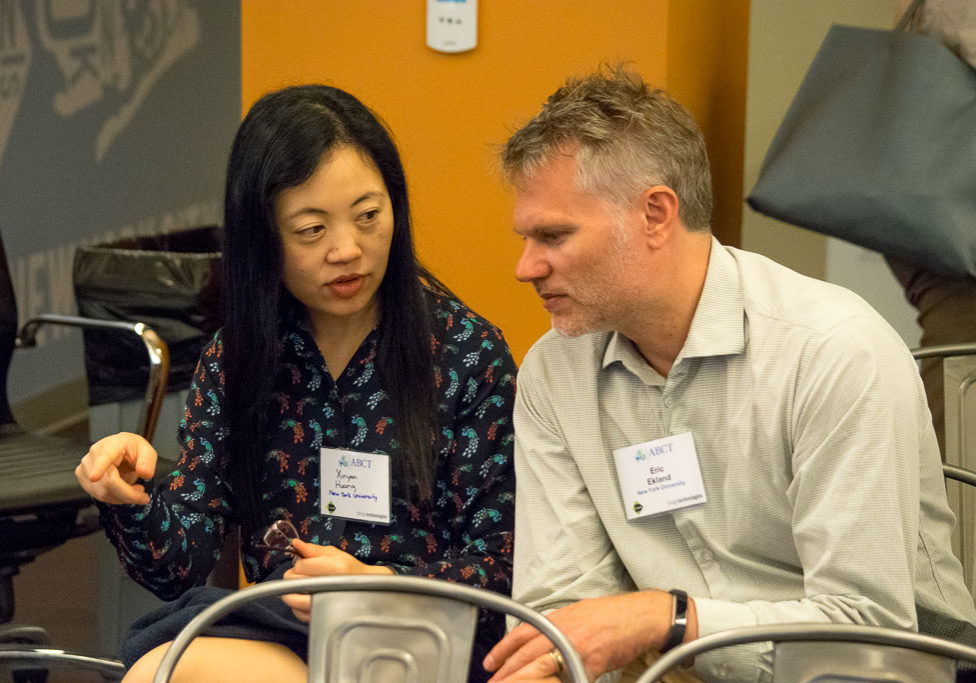 Xinyan Huang, New York University, and Eric Ekland, New York University